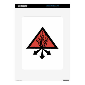 Red King Alchemy iPad Skins