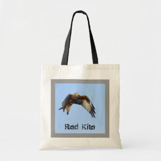 Red Kite Canvas Bags