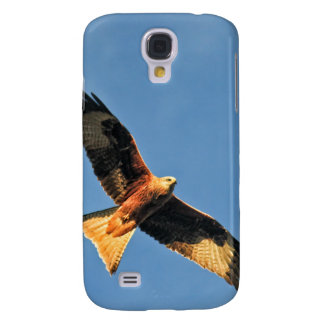 Red Kite Bird of Prey Galaxy S4 Cover