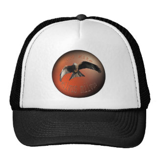 Red Kite Bird of Prey Trucker Hat