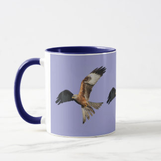 Red Kite - Milvus milvus Mug