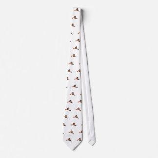 Red Kite Raptor Tie