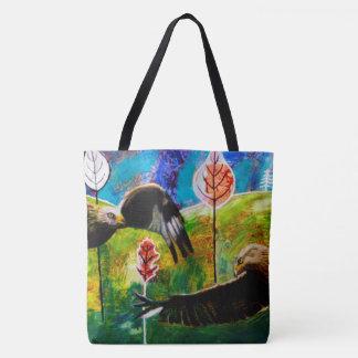 Red Kites of Wales Bag