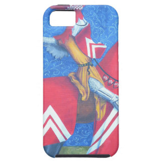 Red Knight iPhone 5 Covers