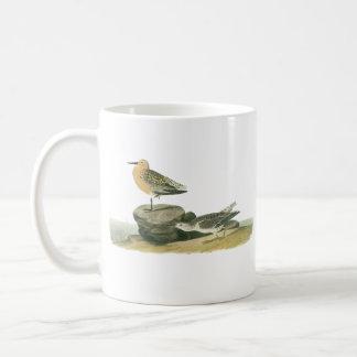 Red Knot, John Audubon Coffee Mugs