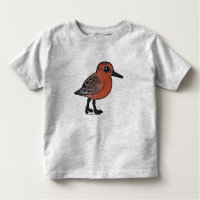 Red Knot Toddler Fine Jersey T-Shirt