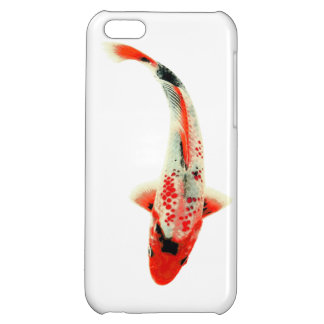 Red Koi iPhone 5C Cover