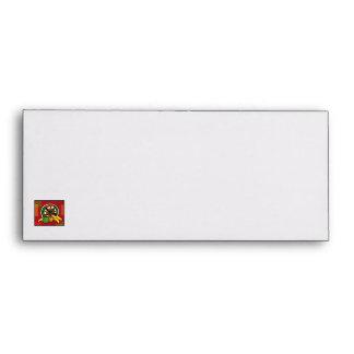 Red Kwanzaa Envelope