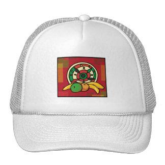 Red Kwanzaa Trucker Hats