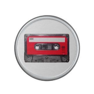 Red Label Cassette Bluetooth Speaker