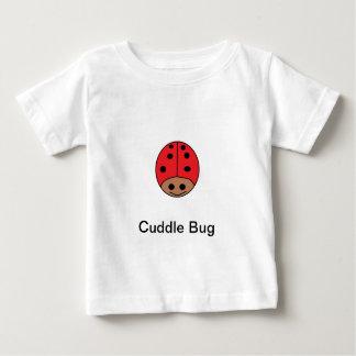 Red Lady Bug Cuddle Bug Tees