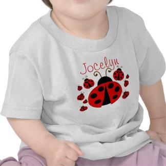 Red Ladybug Shirt