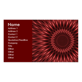Red Lagoon Business Card