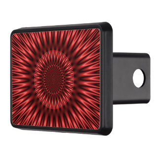 Red Lagoon Trailer Hitch Cover