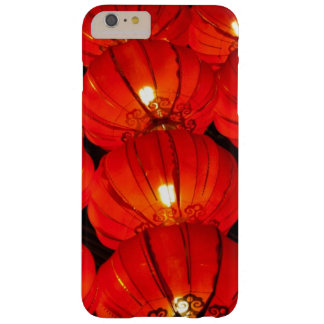 Red lantern at night barely there iPhone 6 plus case