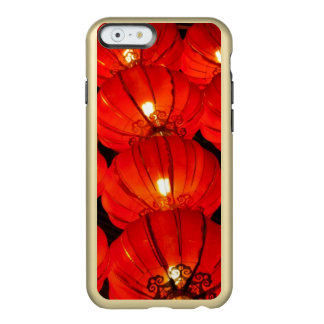 Red lantern at night incipio feather shine iPhone 6 case