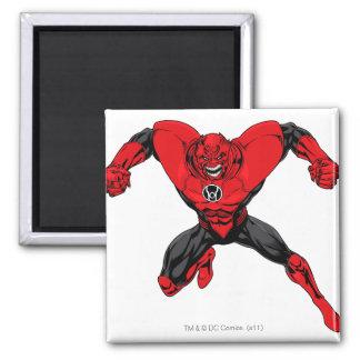 Red Lantern Corps - Rage Jump 1 Magnet