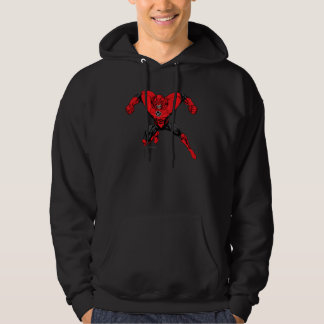 Red Lantern Corps - Rage Jump 1 Pullover