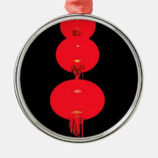 Red Lanterns Ornament