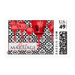 Red Lanterns Stamp