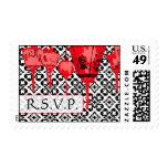 Red Lanterns Stamp 2