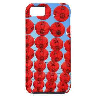 Red Laterns iPhone SE/5/5s Case