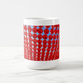 Red Laterns Mug