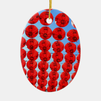 Red Laterns Ornaments