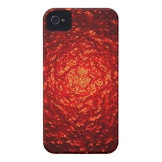 Red Lava Blackberry Bold Case