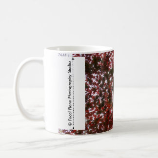 Red Leaf Maple Leaves Classic White Coffee Mug