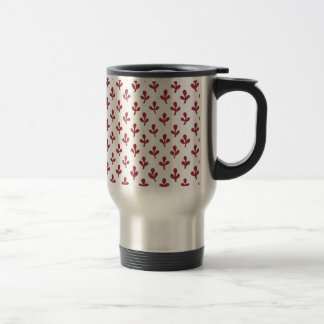 red-leaf travel mug