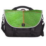 Red Leaf Veins Bag For Laptop