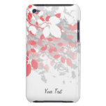 Red Leaves iPod Touch Case