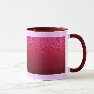 Red LED Wash Lighting Mug