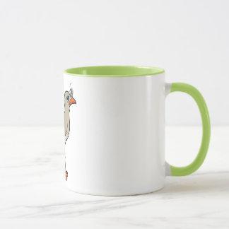 Red-legged Seriema Mug
