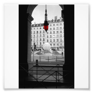 Red Light 1 Photo Print