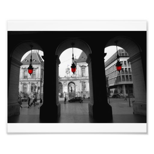 Red Light 2 Photo Art
