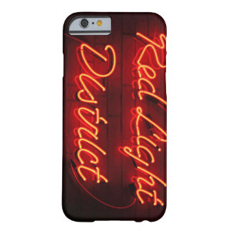 Red Light District iPhone 6 Case
