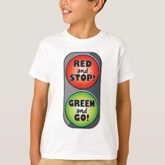 Red Light Green Light T-Shirt