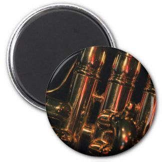 Red Light Jazz Magnet