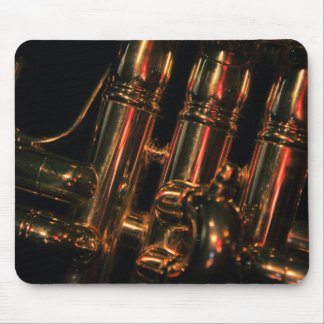 Red Light Jazz Mouse Pad