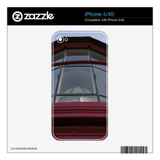 Red Light Decals For The iPhone 4