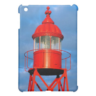 Red lighthouse iPad mini covers