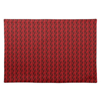 Red Lightning American MoJo Placemat