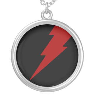 Red Lightning Necklaces