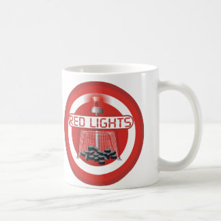 Red Lights Coffee Mug