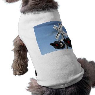 Red Lights Doggie Shirt