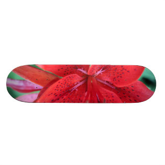 Red Lily Power Skateboards
