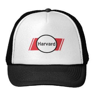 RED LINE: Harvard Trucker Hat