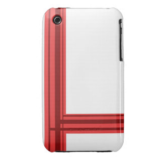 Red Line iPod Touch Case
